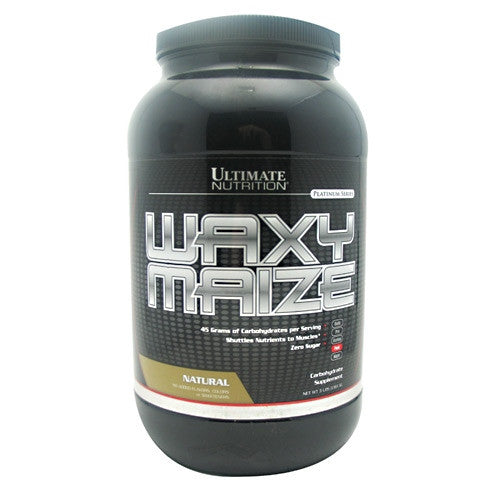 Ultimate Nutrition Platinum Series Waxy Maize