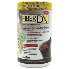 BarnDad Innovative Nutrition Fiber DX - German Chocolate Shake - 20 Servings - 859631003092
