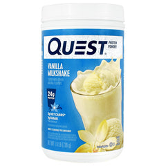 Quest Nutrition Protein Powder - Vanilla Milkshake - 1.6 lb - 888849008582