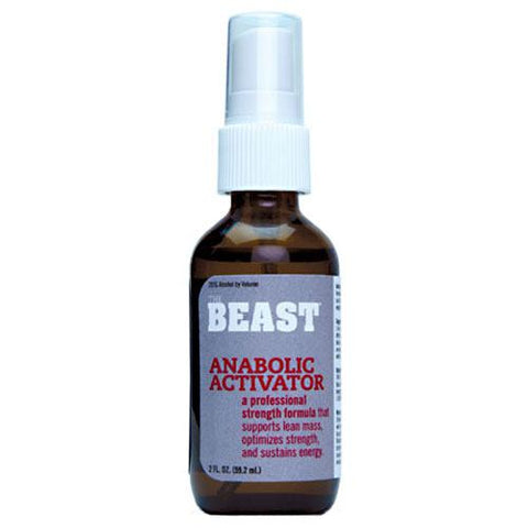Beast Sports Nutrition Anabolic Activator - 2 oz - 631312100104