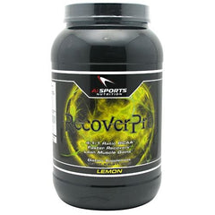 AI Sports Nutrition Recovery Pro - Lemon - 1000 g - 804879162070