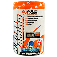 Axis Labs NGAGE AMINO - Blue Snow Cone - 285 g - 735548390466