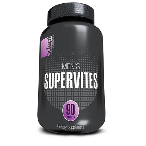 Adept Nutrition Mens SuperVites - 90 Tablets - 850850003498