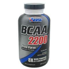 Advance Nutrient Science BCAA 2200 - 400 Capsules - 689570405141