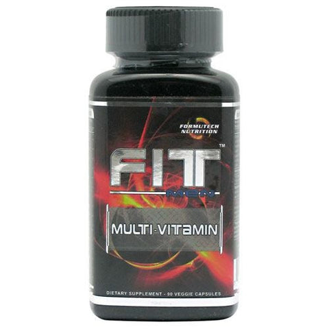 Formutech Nutrition Fit Mens Multi-Vitamin - 90 Capsules - 793573908889