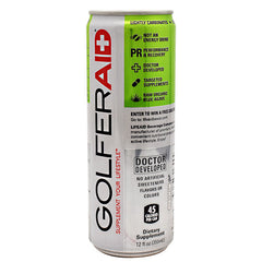 Lifeaid Beverage Company GolferAid - 12 Cans - 857886006271