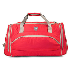 Fitmark Power Duffel Reg - Barberry - 1 ea - 851025004357