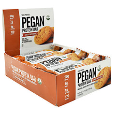 Julian Bakery Pegan Protein Bar - Ginger Snap Cookie - 12 Bars - 813926003945