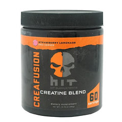 HiT Supplements Creafusion Creatine Blend - Strawberry Lemonade - 60 Servings - 793573907042