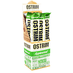 Ostrim Turkey Snack Stick - Applewood - 10 ea - 613911110036