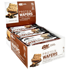 Optimum Nutrition Protein Wafers - Chocolate Creme - 9 ea - 748927961065