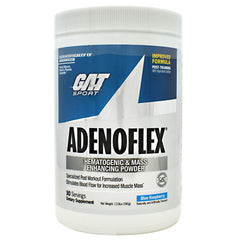 GAT Adenoflex - Blue Raspberry - 30 Servings - 816170022014