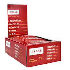 Rx Bar RX Bar - Apple Cinnamon - 12 Bars - 857777004249