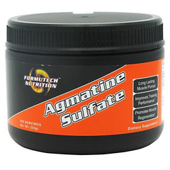 Formutech Nutrition Agmatine Sulfate - Unflavored - 100 Servings - 748252003607