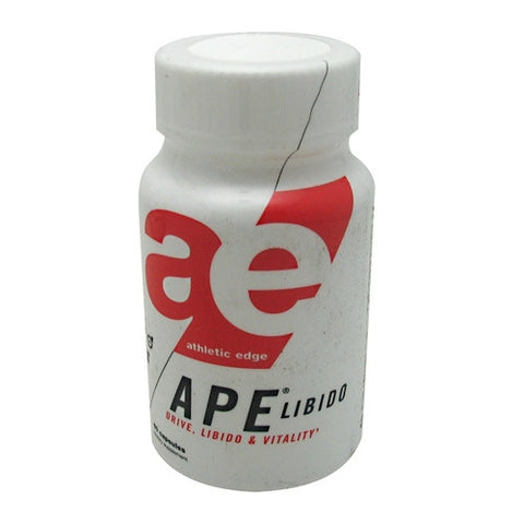 Athletic Edge Nutrition APE Libido - 60 capsules - 30 Servings - 862512000042
