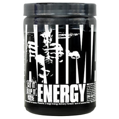 Universal Nutrition Animal Energy - 60 Capsules - 039442032874