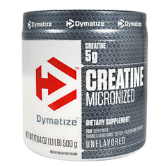 Dymatize Creatine Micronized - Unflavored - 500 g - 705016205004