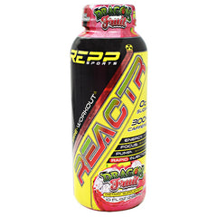 Repp Sports REACTR RTD - Dragon Fruit - 12 Bottles - 854531008239