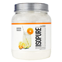 Natures Best Isopure Infusions - Citrus Lemonade - 16 Servings - 089094025038