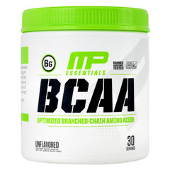 MusclePharm Essentials BCAA - Unflavored - 30 Servings - 856737003810