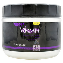 Controlled Labs Purple Wraath - Juicy Grape - 1.17 lb - 895328001446