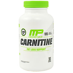 MusclePharm Essentials Carnitine - 60 Capsules - 856737003933