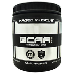 Kaged Muscle BCAA 2:1:1 - Unflavored - 36 Servings - 027829403539