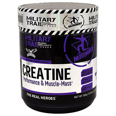 Midway Labs Military Trail Premium Supplements Creatine - Unflavored - 60 Servings - 813236023794