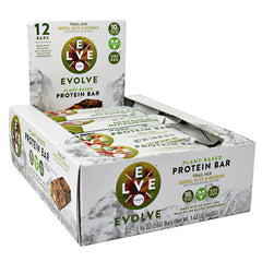 Cytosport Evolve Evolve Bar - Trail Mix - 12 Bars - 660726526279