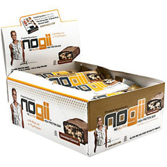 NoGii NoGii High Protein Bar - Chocolate Coconut - 12 Bars - 856513002839