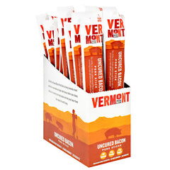 Vermont Smoked Meats Pork Sticks - Uncured Bacon - 24 ea - 606274326725
