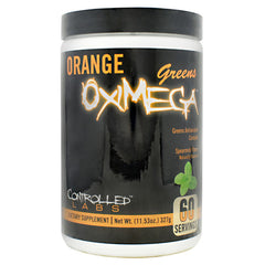 Controlled Labs Orange OxiMega Greens - Spearmint - 60 ea - 895328001767