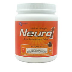 Nutrition 53 Neuro1 - Chocolate - 15 Servings - 810033011825