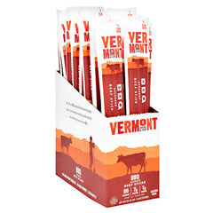 Vermont Smoked Meats Beef Sticks - BBQ - 24 ea - 606274325742