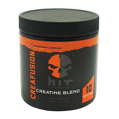 HiT Supplements Pro Series Creafusion Creatine Blend - Stawberry Lemonade - 10 Servings - 793573907066
