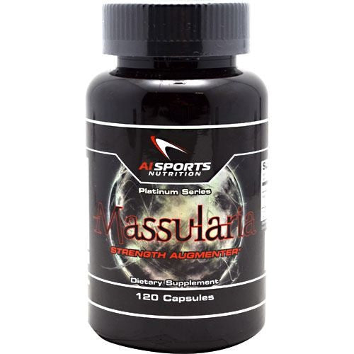 AI Sports Nutrition Platinum Series Massularia