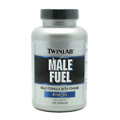 TwinLab Energy Male Fuel - 120 Capsules - 027434011334