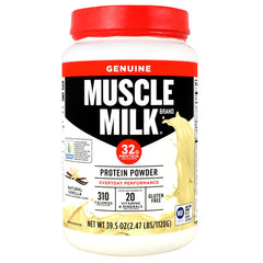 Cytosport Genuine Muscle Milk - Natural Vanilla - 2.47 lb - 660726504505