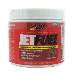 GAT Jetfuel - Black Cherry - 40 Servings - 859613002013