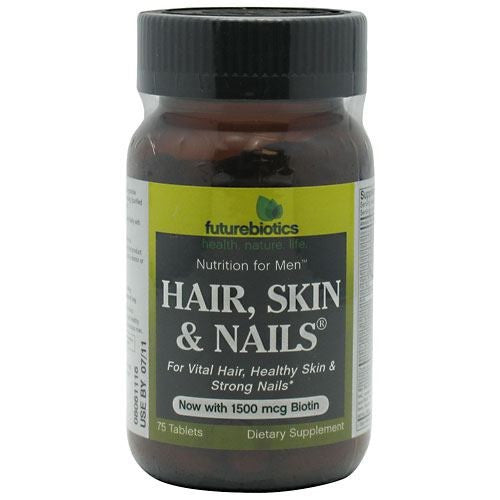 Futurebiotics Hair, Skin & Nails Men