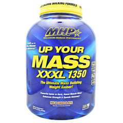 MHP Up Your Mass XXXL 1350 - Milk Chocolate - 6.12 lb - 666222008783