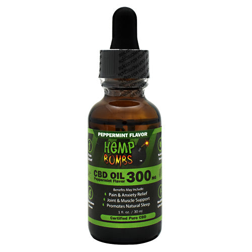 Hemp Bombs CBD Oil