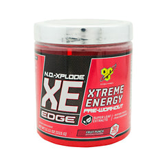 BSN N.O.-Xplode XE Edge - Fruit Punch - 30 Servings - 834266004775