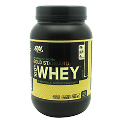 Optimum Nutrition Gold Standard Natural 100% Whey - Chocolate - 2 lb - 748927053029