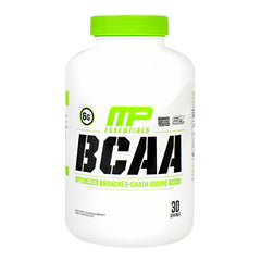 MusclePharm Essentials BCAA - 240 Capsules - 856737003940