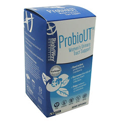 Rightway Nutrition ProbioUT - 90 Capsules - 632181199442