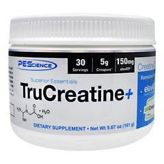 PEScience TruCreatine+ - 30 Servings - 040232543340