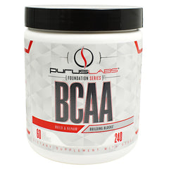 Purus Labs Foundation Series BCAA - 240 Capsules - 855734002840