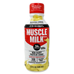Cytosport Original Muscle Milk RTD - Banana Creme - 17 fl oz - 876063000222