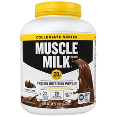 Cytosport Collegiate Series Muscle Milk - Chocolate - 5.29 lb - 660726563267
